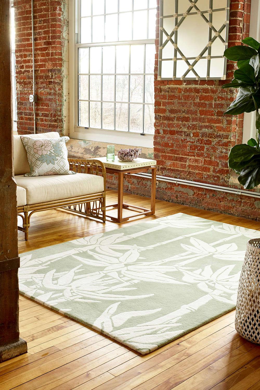 Χαλί Japanese Bamboo Jade 039507 Florence Broadhurst 200X300