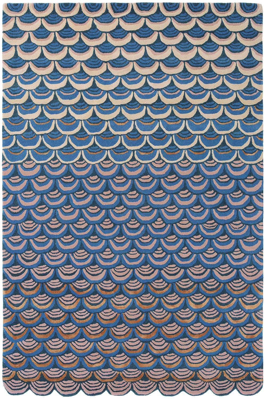 Χαλί Masquerade Blue 160008 Ted Baker 160X230