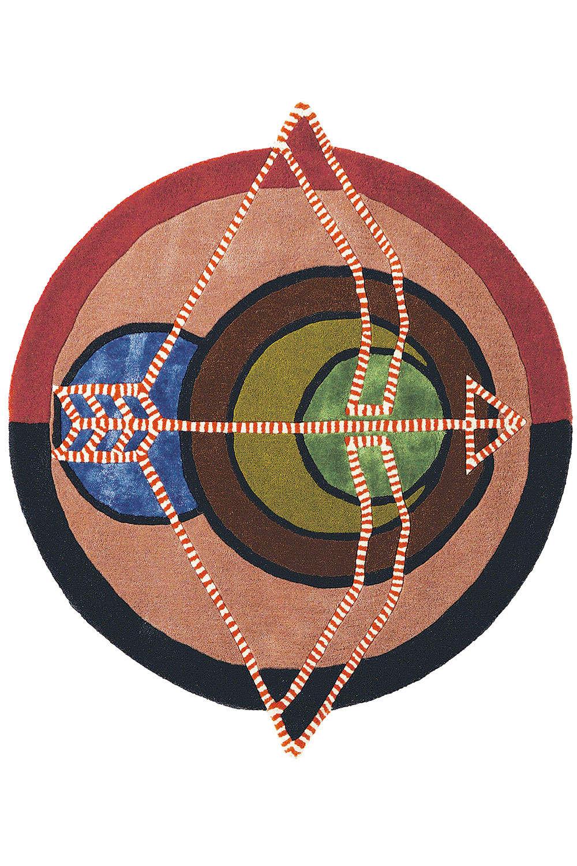 Χαλί Zodiac Sagittarius 161905 Ted Baker 100X200
