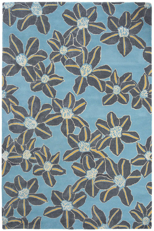 Χαλί Zakouma Light Blue 160608 Ted Baker 140X200