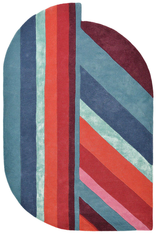 Χαλί Jardin Blue 160908 Ted Baker 160X230