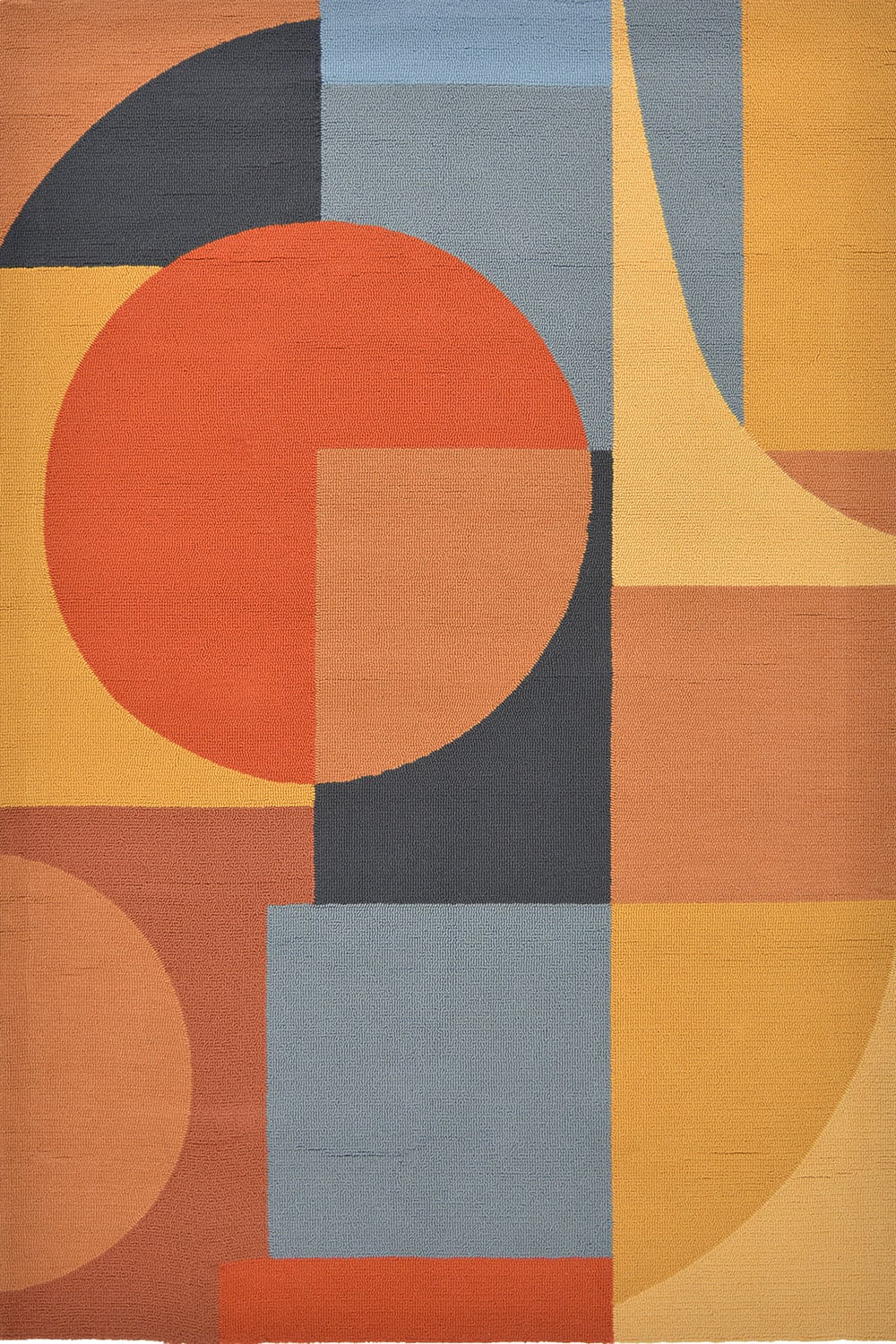 Χαλί Matisse 411705 Orange-Yellow Brink & Chapman 140X200