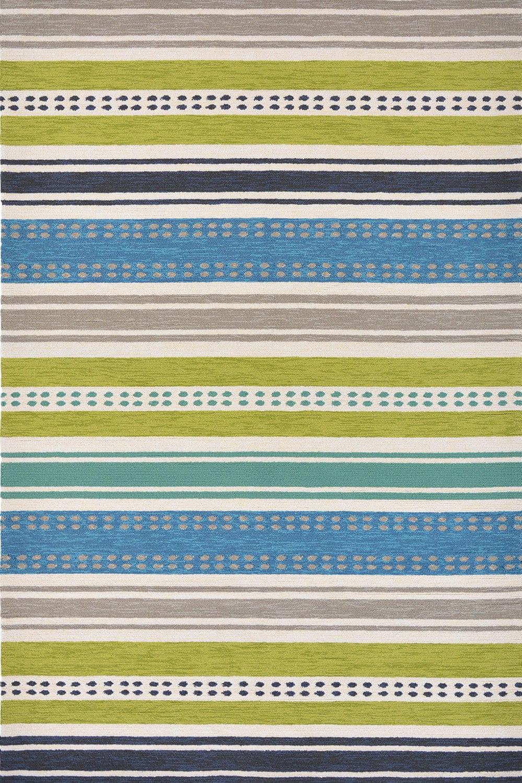Χαλί Rivi Kiwi 426908 Green-Blue Scion 200X300