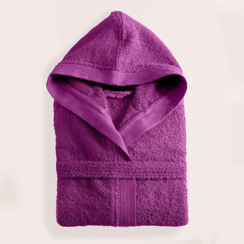 Μπουρνούζι Amadeus Purple Ρυθμός Medium M