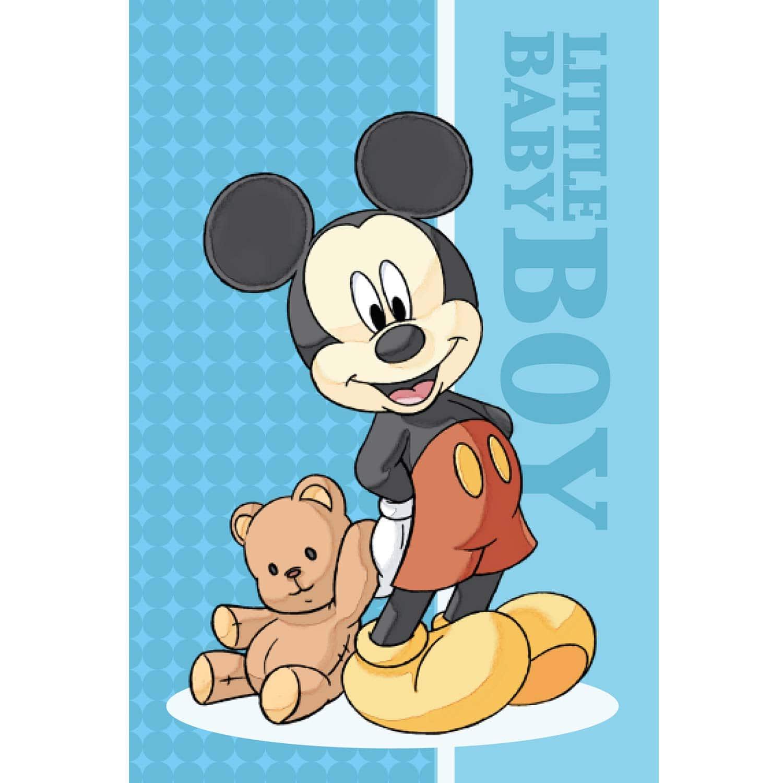 Πετσέτα Παιδική Mickey 10 Ciel Viopros Προσώπου 40x60cm