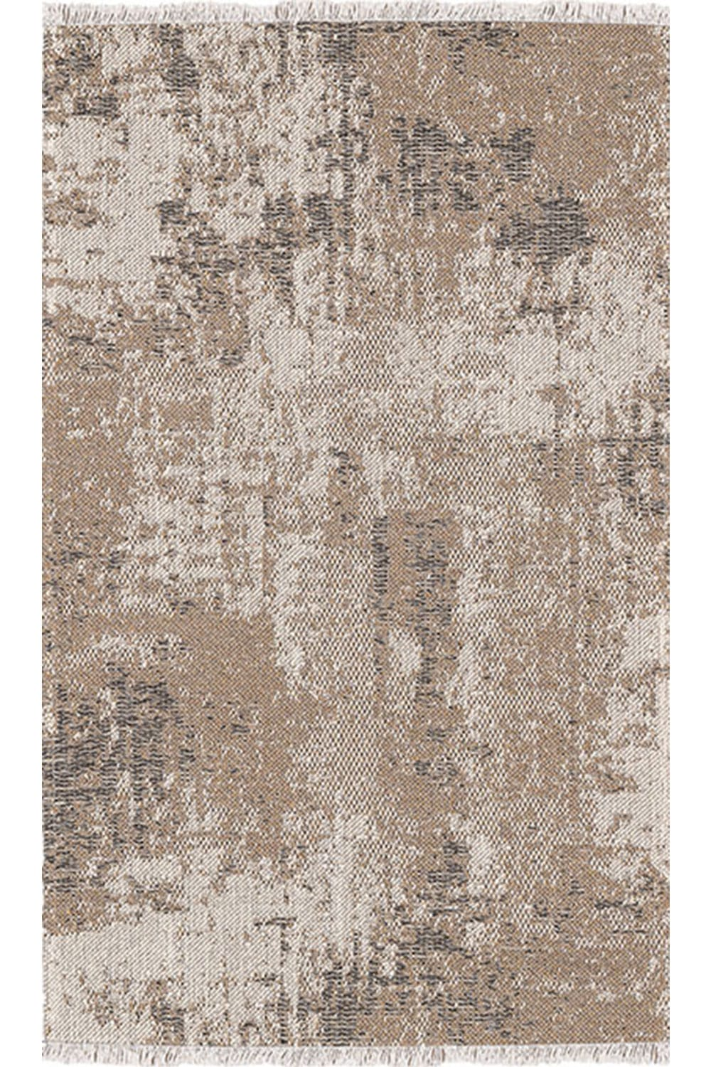 Χαλι Kasbah 2809/605 – Beige New Plan 70X150