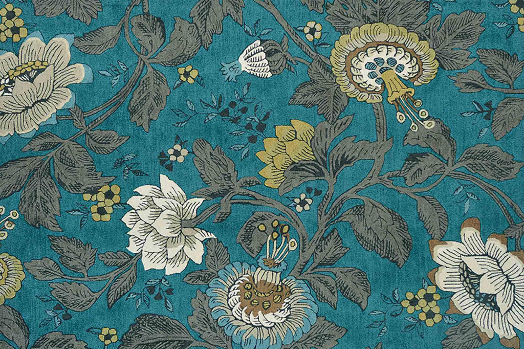 Χαλί Passion Flower 37117 Wedgwood 200X300