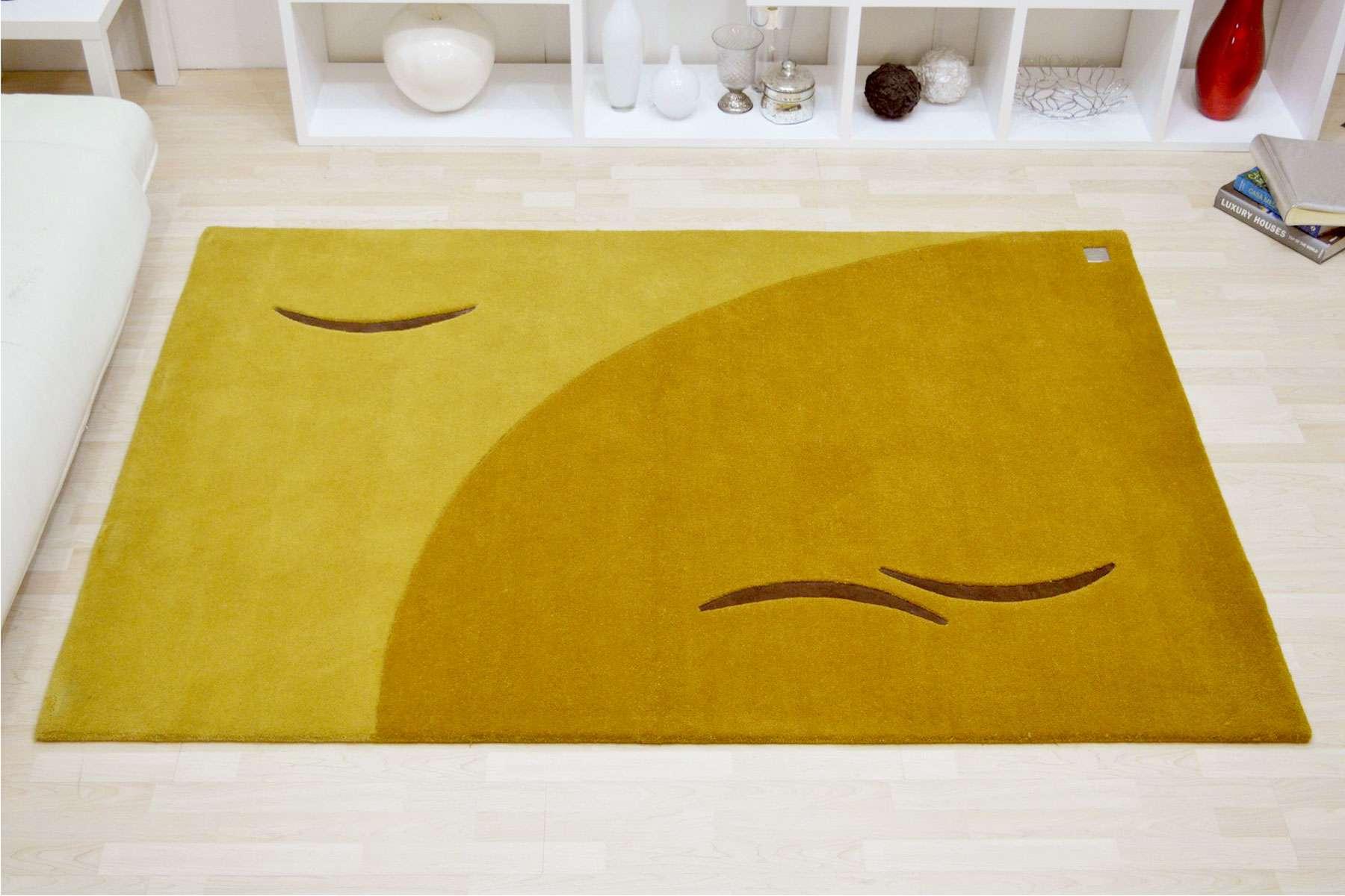 Χαλί Guy Laroche Mirage Modern Honey-Mustard 160X230