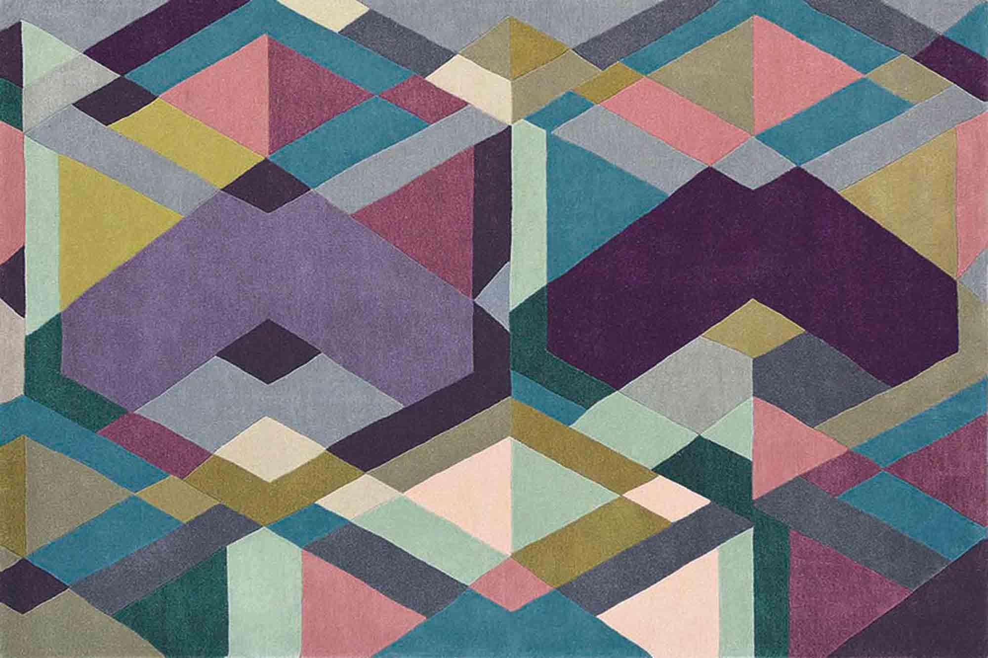 Χαλί Mosaic Light Purple 57605 Ted Baker 200X300