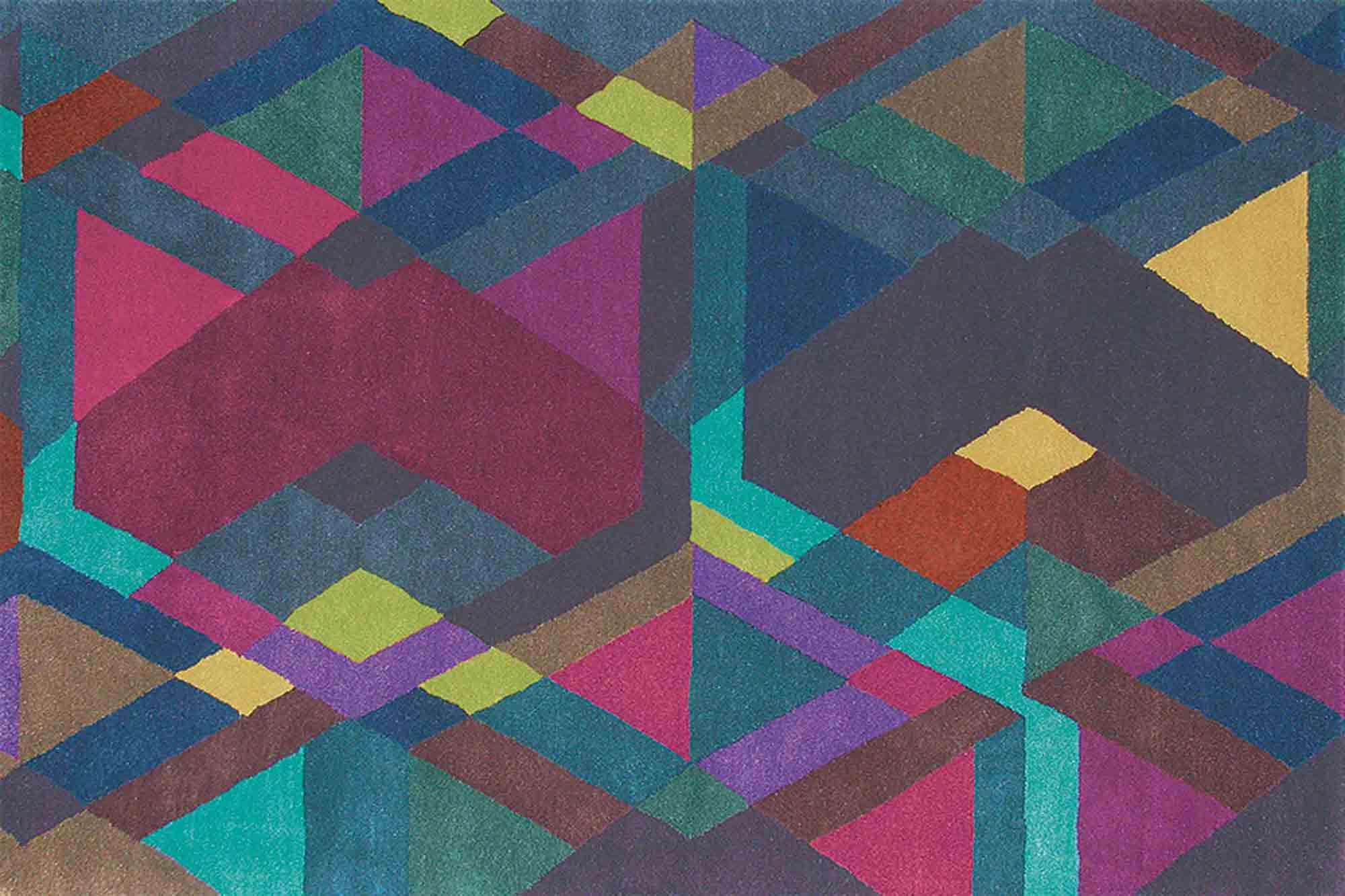 Χαλί Mosaic Purple 57607 Ted Baker 200X300