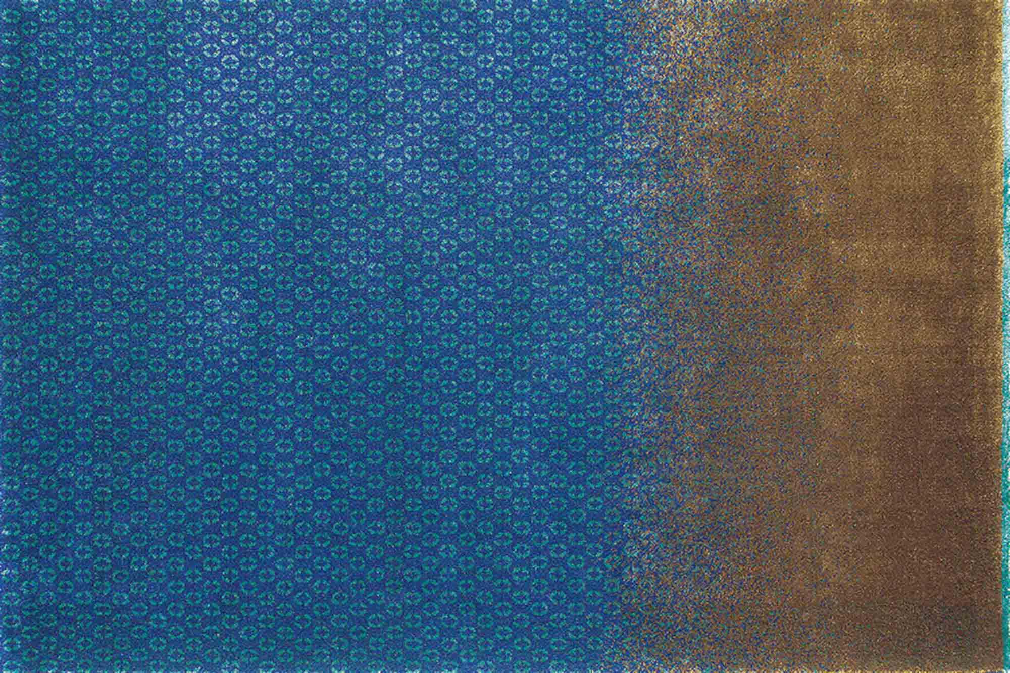 Χαλί Dipgeo Blue 58408 Ted Baker 200X300