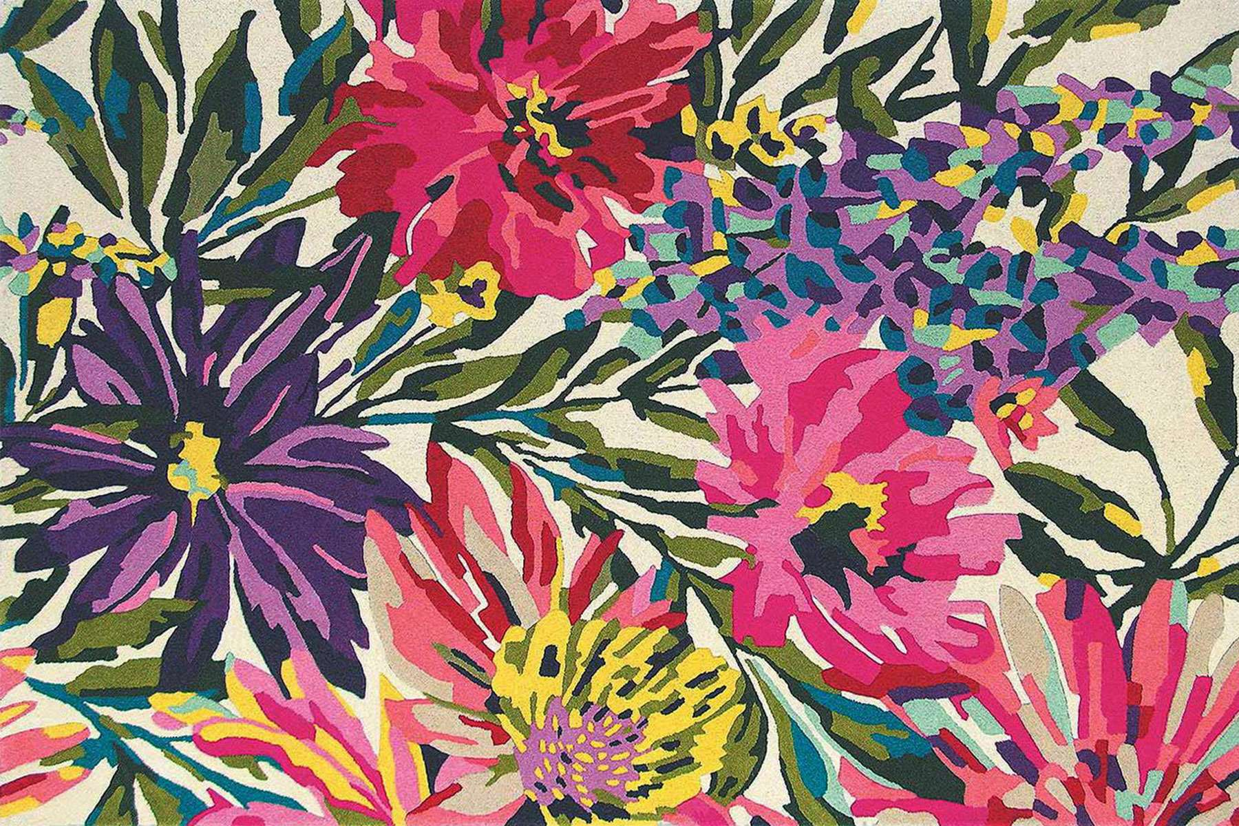 Χαλί Floreale Fuchsia 44905 Harlequin 140X200