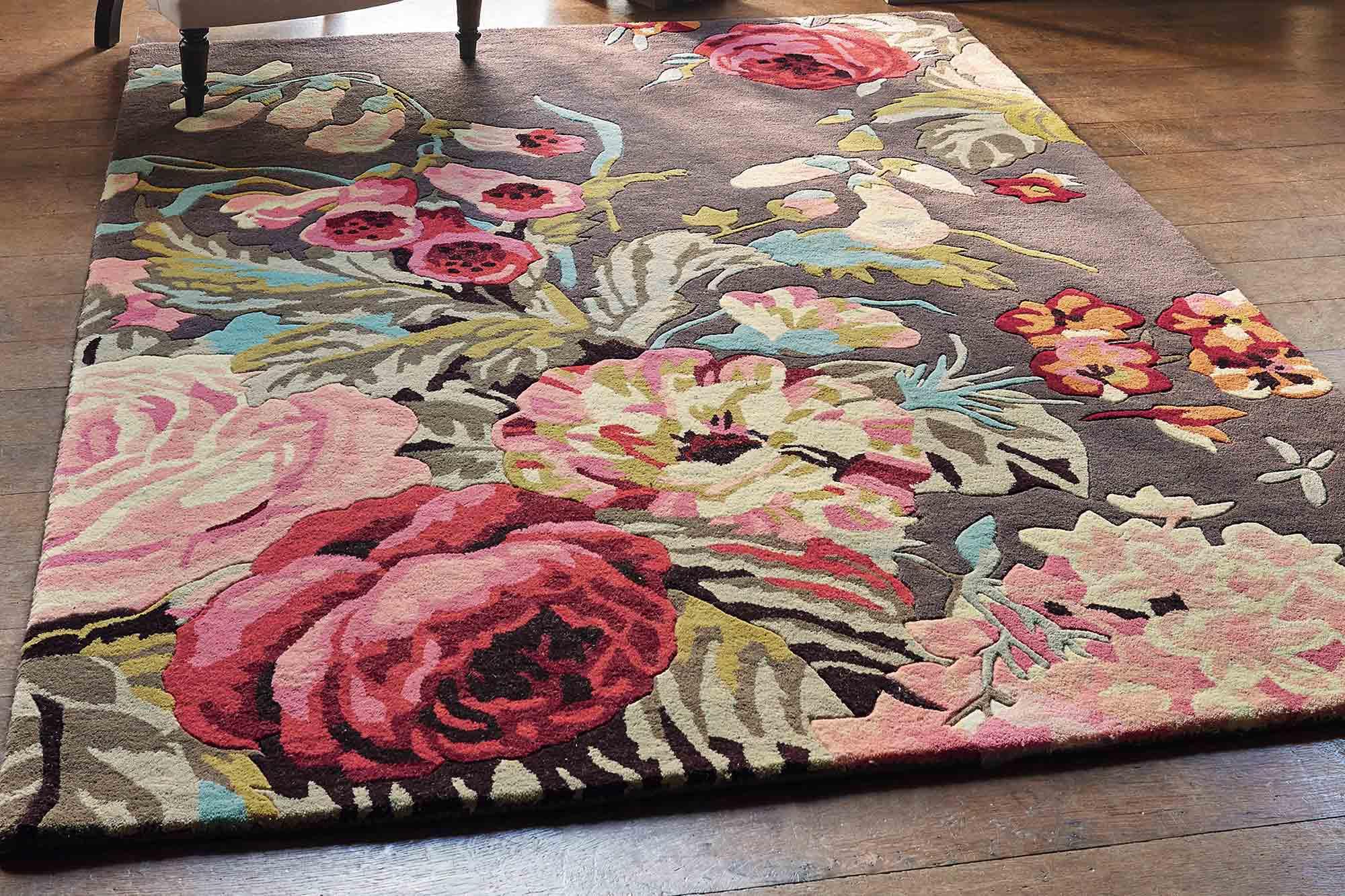 Χαλί Stapleton Park Rose 45302 Sanderson 140X200