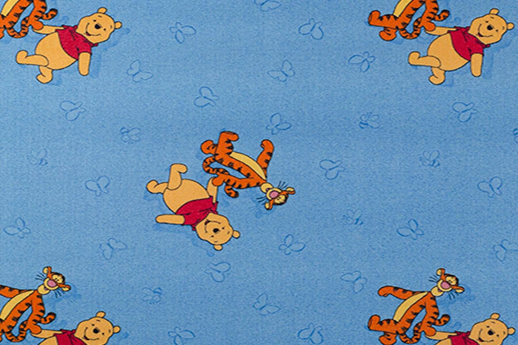 Μοκέτα Παιδική Winnie Friends 70 Blue 200X…