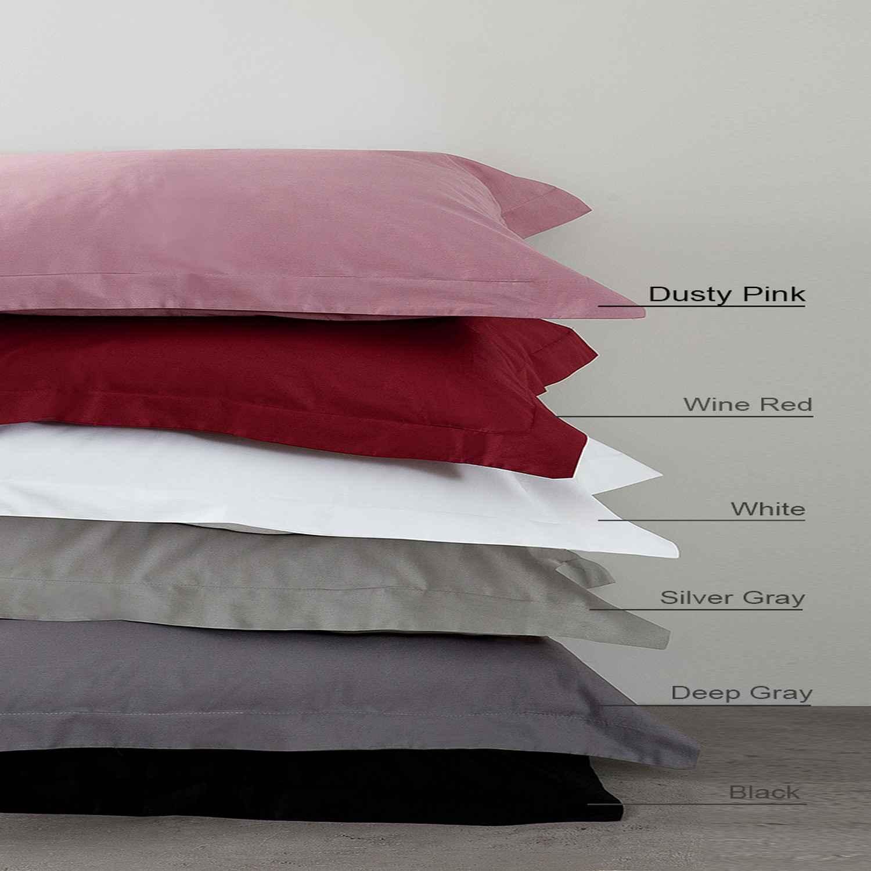 Σεντόνι Superior Dusty Pink Με Λάστιχο Nima Υπέρδιπλo 160x200cm