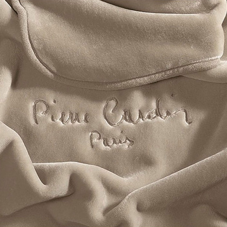 Κουβέρτα Nancy 545 Taupe Pierre Cardin King Size 220x240cm