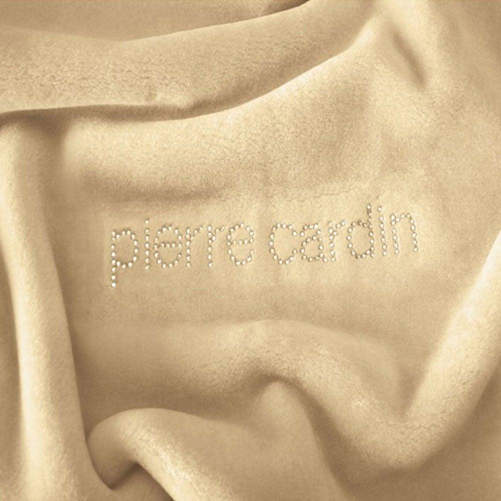 Κουβέρτα 548 70 Of White Pierre Cardin Υπέρδιπλo 220x240cm