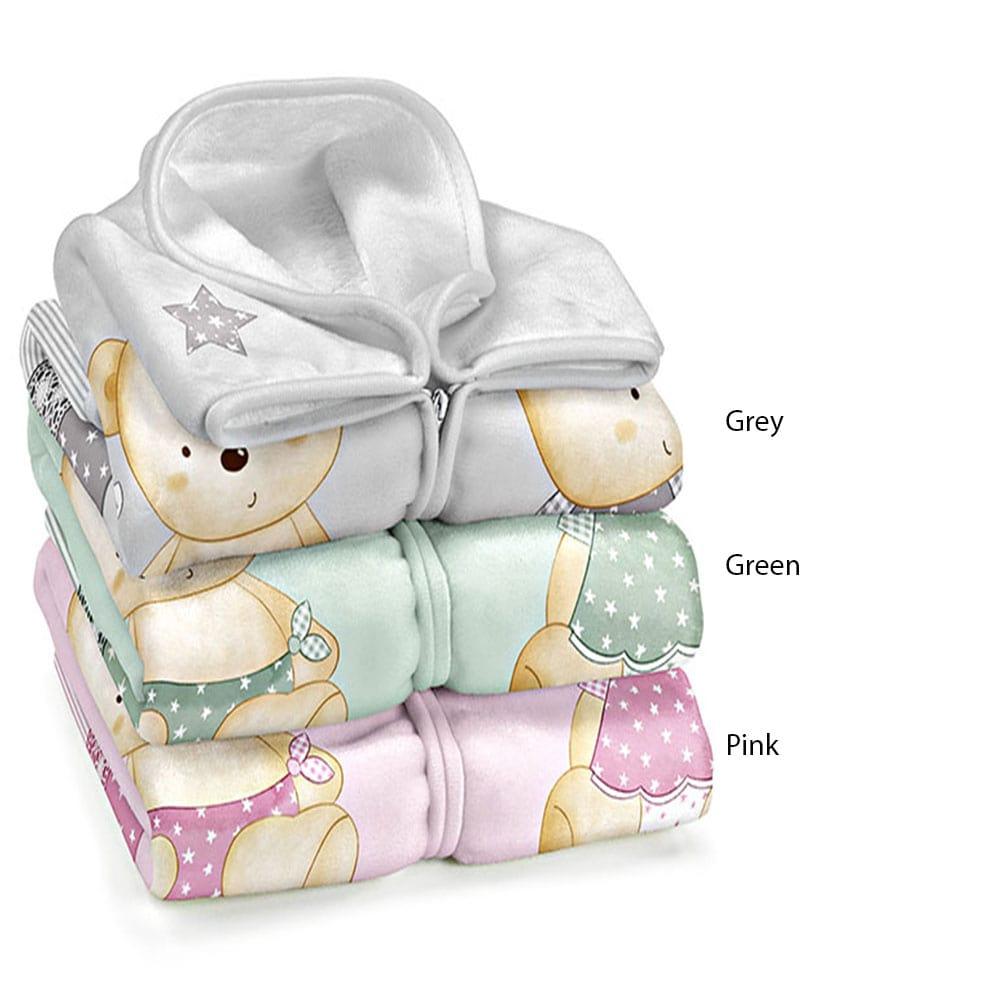 Υπνόσακος Βρεφικός Belpa Ster 663 Pink Adam Home 0-2 ετών 80x90cm