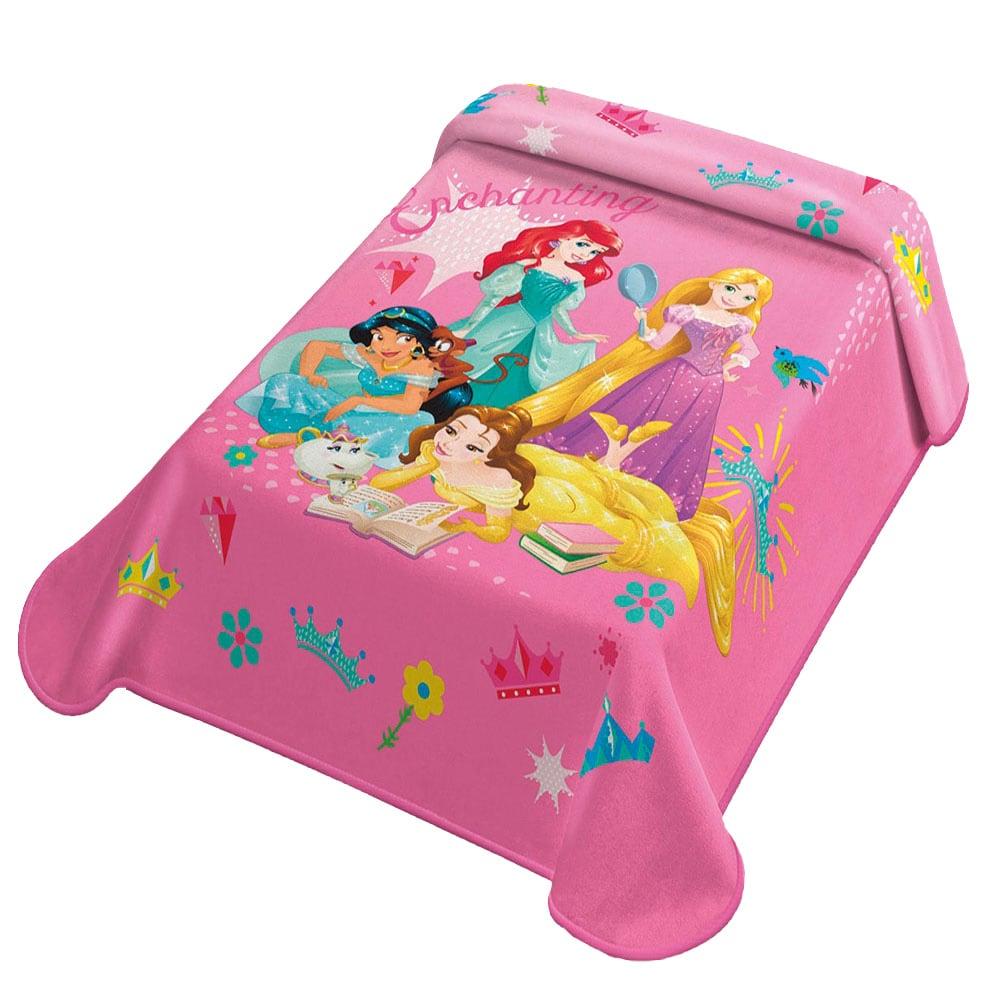 Κουβέρτα Παιδική Disney Princess Adam Home Belpla Μονό 160x200cm