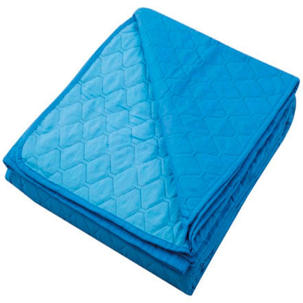 Κουβερλί Ultrasonic Blue Adam Home Υπέρδιπλo 220x240cm