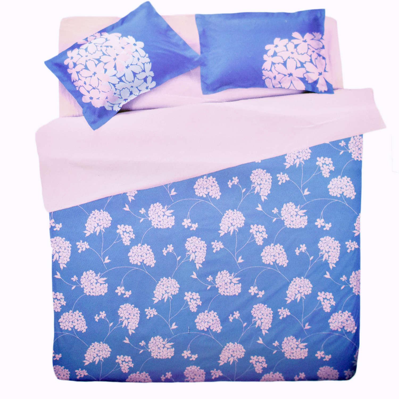 Κουβερλί Valentine 19 Blue-Grey Kentia Υπέρδιπλo 220x240cm