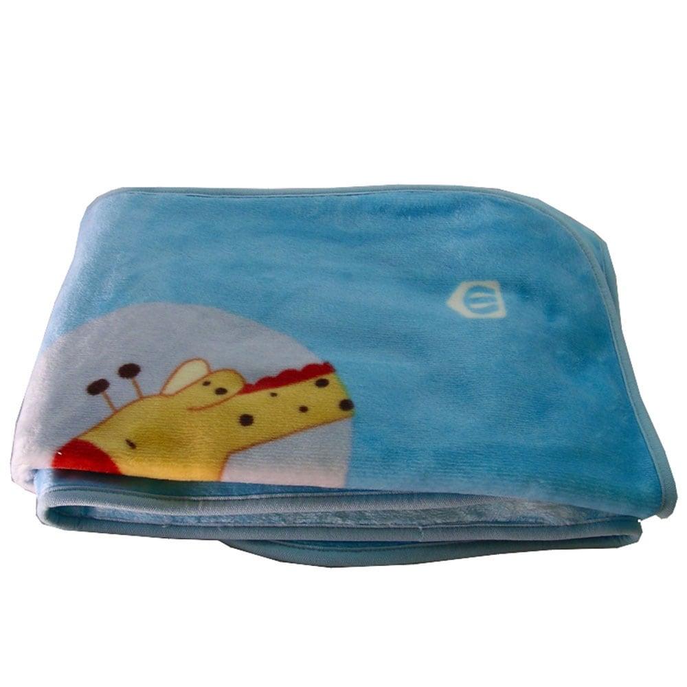 Κουβέρτα Oceanis Safari mat10 Manterol Κούνιας 110x140cm
