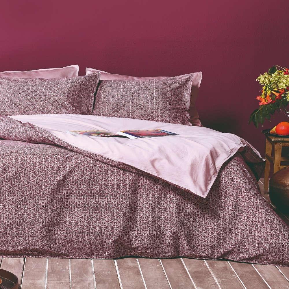 Παπλωματοθήκη Σετ 3Τμχ Gatsby 05 Purple Kentia King Size 260x240cm