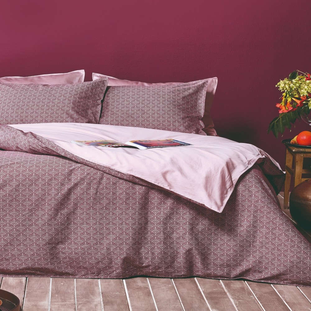 Σεντόνι Σετ 4Τμχ Gatsby 05 Purple Kentia King Size 270x270cm
