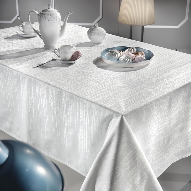 Τραπεζομάντηλο Texture White Guy Laroche 170X300