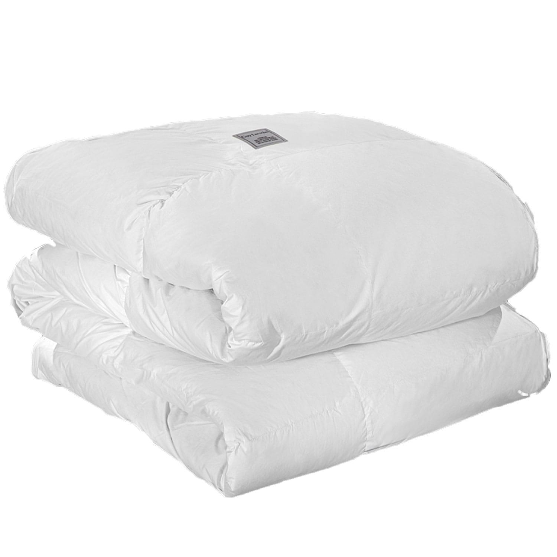 Πάπλωμα Premium Πουπουλένιο White Guy Laroche Υπέρδιπλo 220x240cm