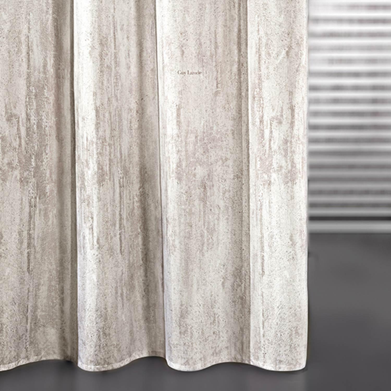 Κουρτίνα Μπάνιου Wall Rust Guy Laroche Φάρδος 240cm 240x185cm