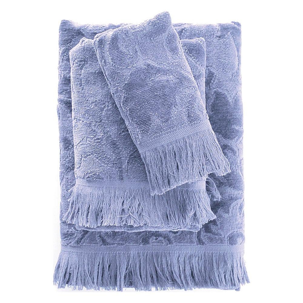 Πετσέτα Sienna Μπλέ Ρυθμός Σώματος 70x140cm