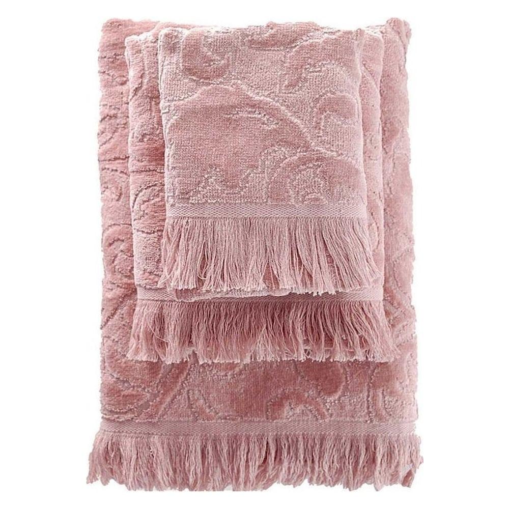 Πετσέτα Sienna Pink Ρυθμός Σώματος 70x140cm