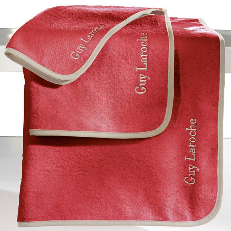 Πετσέτα Secret Red Guy Laroche Χεριών 30x50cm