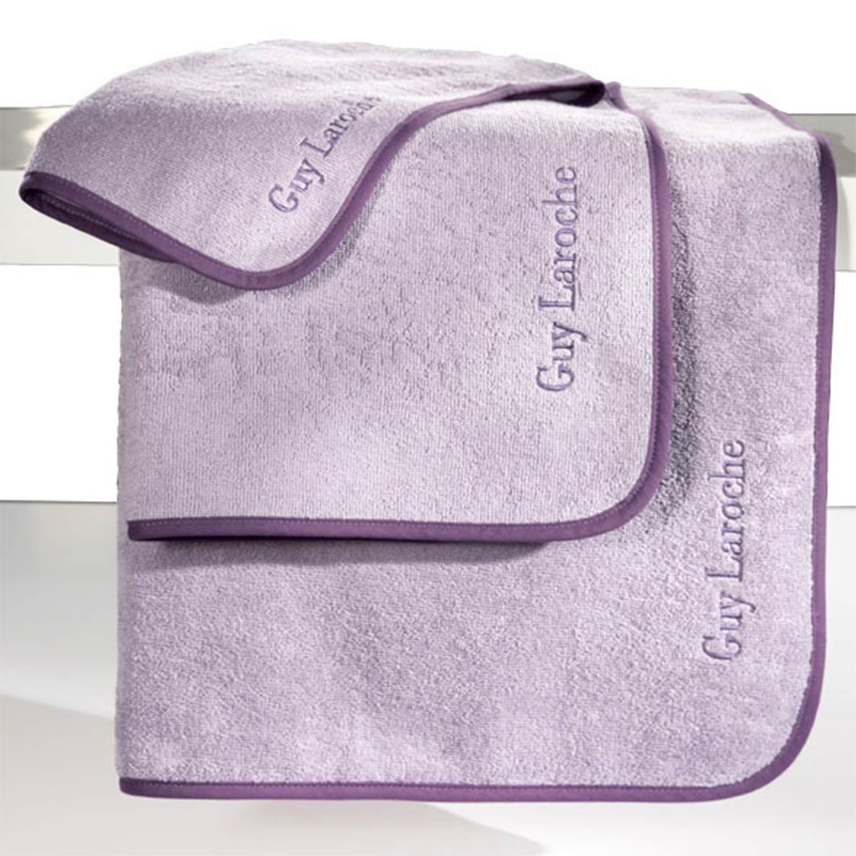 Πετσέτα Secret Lilac Guy Laroche Σώματος 85x160cm