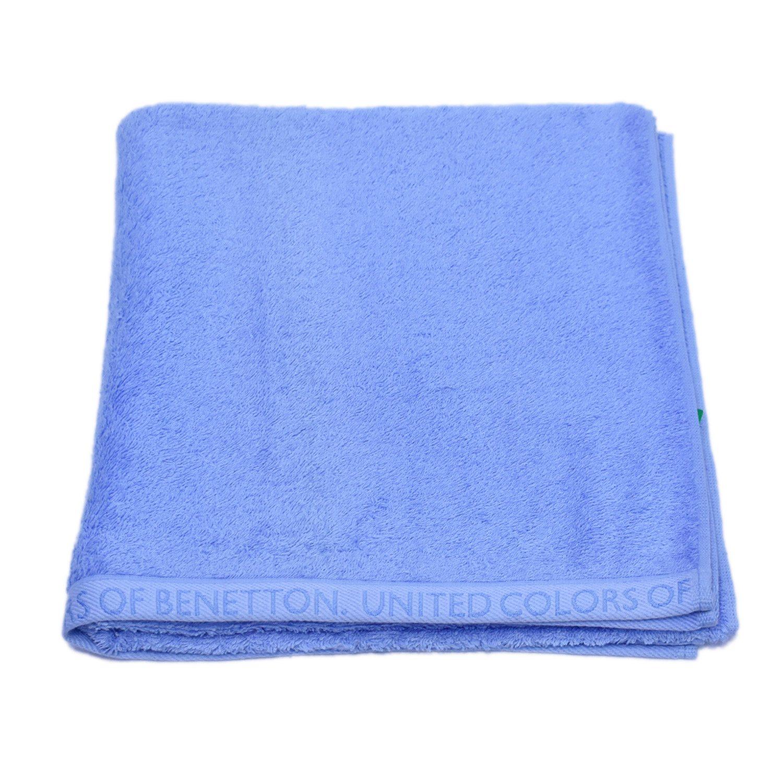 Πετσέτα Σώματος Home Colors Μονόχρωμη Light Blue Benetton Σώματος 70x140cm