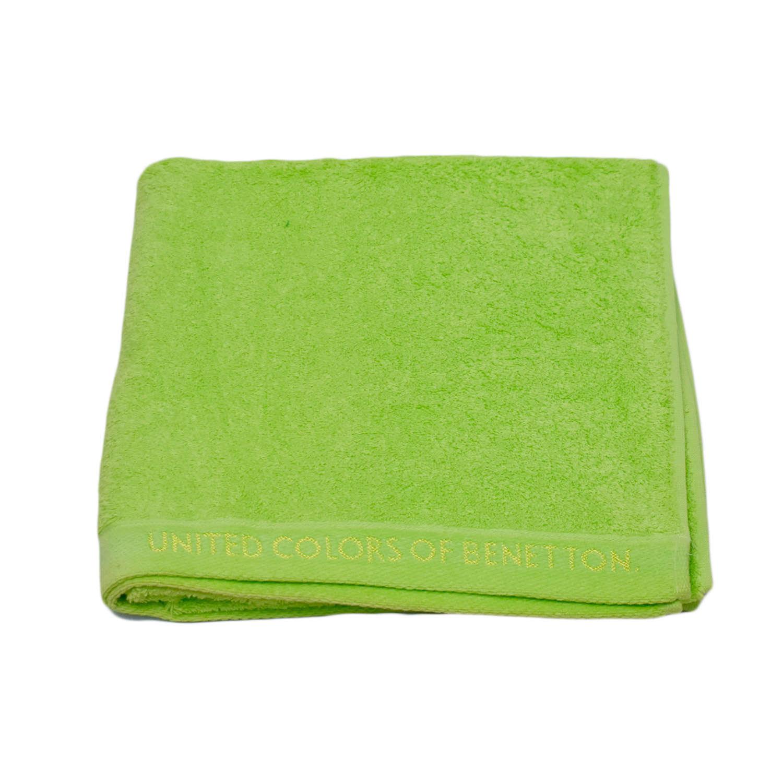 Πετσέτα Σώματος Home Μονόχρωμη Lime Benetton Σώματος 70x140cm