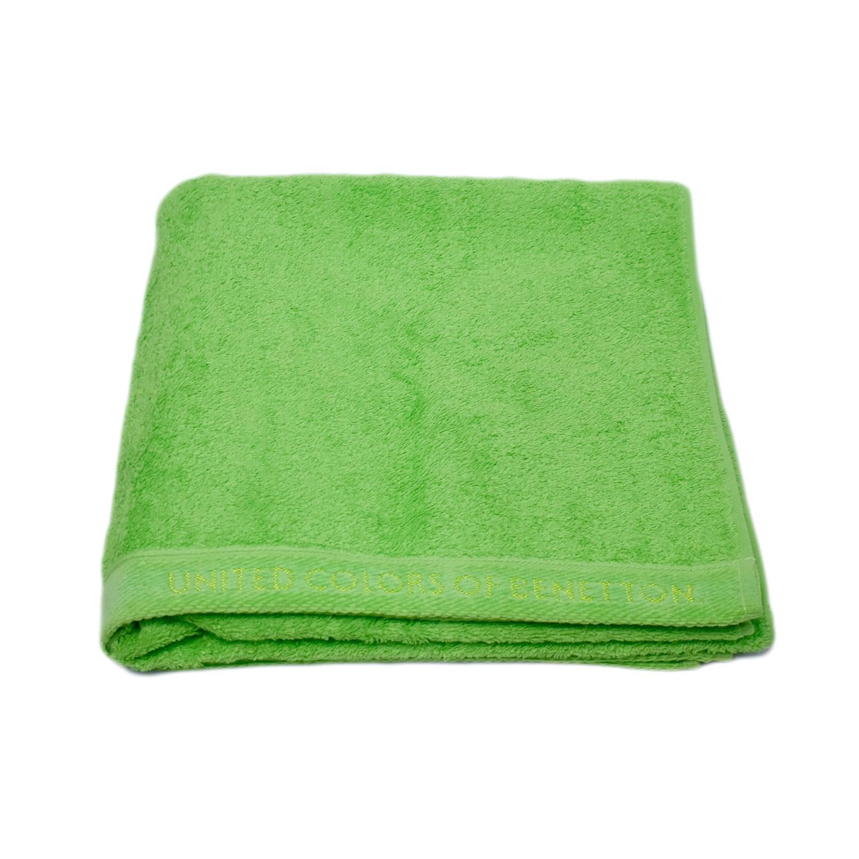 Πετσέτα Σώματος Home Μονόχρωμη Green Benetton Σώματος 70x140cm