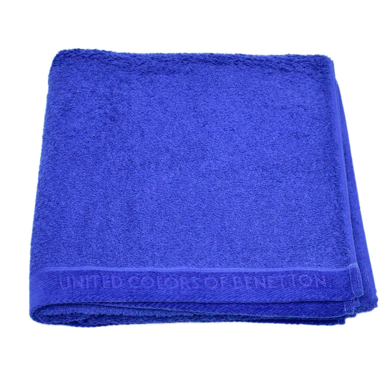 Πετσέτα Σώματος Home Μονόχρωμη Blue Benetton Σώματος 70x140cm