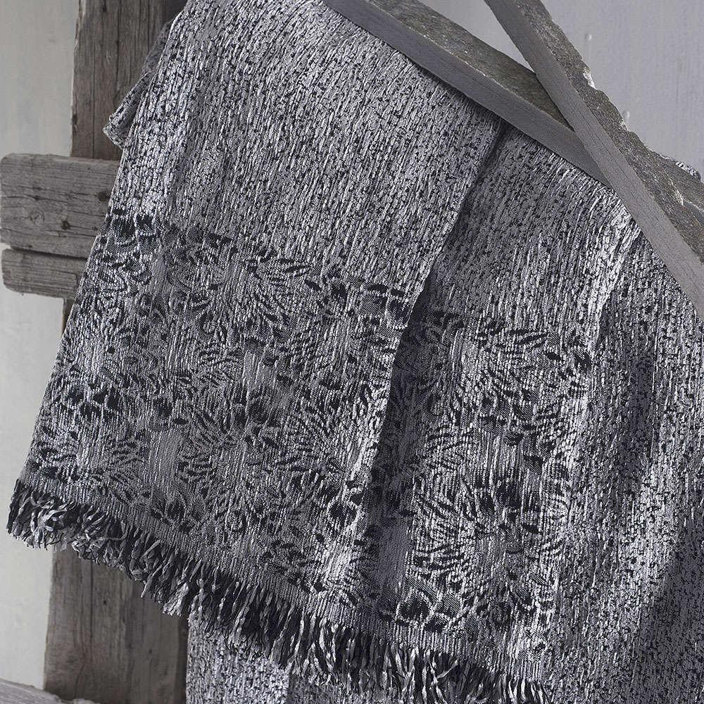Ριχτάρι Vivie Grey Rythmos Τριθέσιο 180x280cm