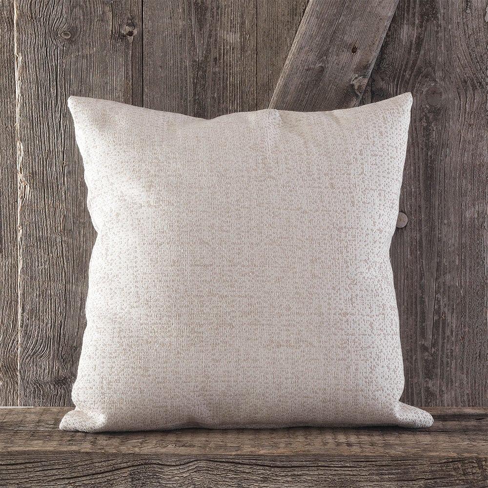 Μαξιλαροθήκη Διακοσμητική Naigel Ecru Ρυθμός 40Χ40 Βαμβάκι-Polyester