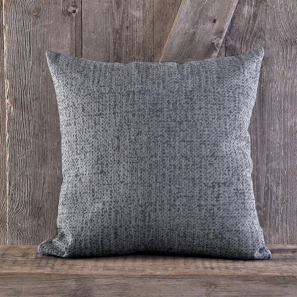 Μαξιλαροθήκη Διακοσμητική Naigel Grey Ρυθμός 40Χ40 Βαμβάκι-Polyester