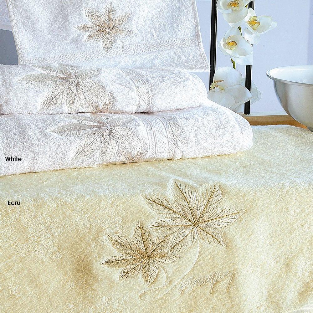 Πετσέτες Astypalea Σετ 3τμχ White Ρυθμός Σετ Πετσέτες