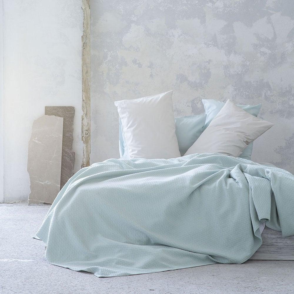 Κουβέρτα – Nadine Mint Nima Υπέρδιπλo 230x260cm