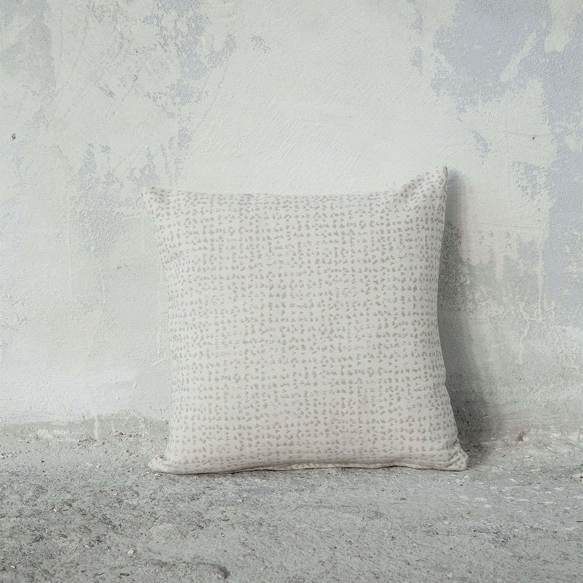 Μαξιλάρι Διακοσμητικό (Με Γέμιση) - Boon Beige Nima 45X45 Βαμβάκι-Polyester