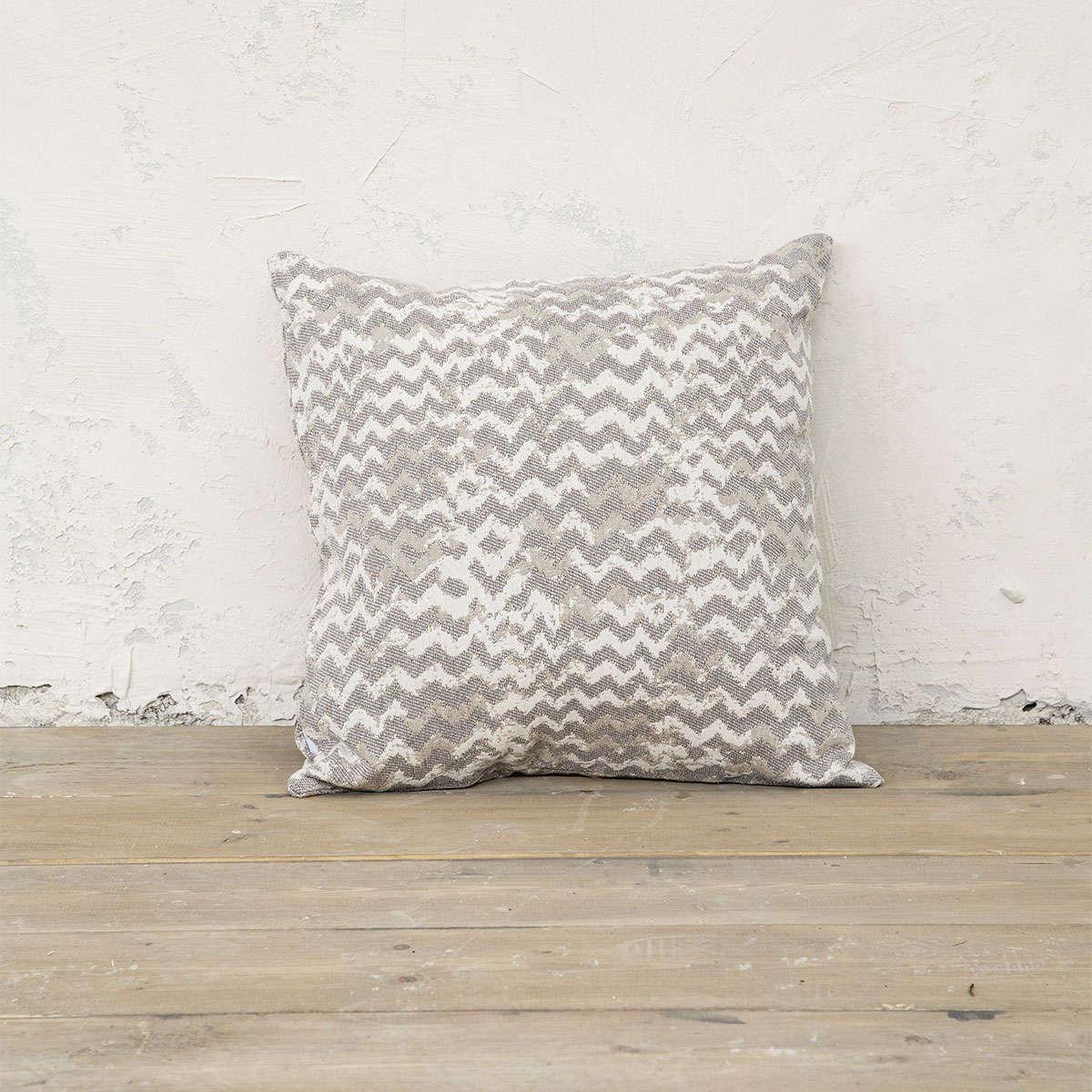 Μαξιλάρι Διακοσμητικό (Με Γέμιση) – Forte Beige Nima 45X45 Βαμβάκι-Polyester