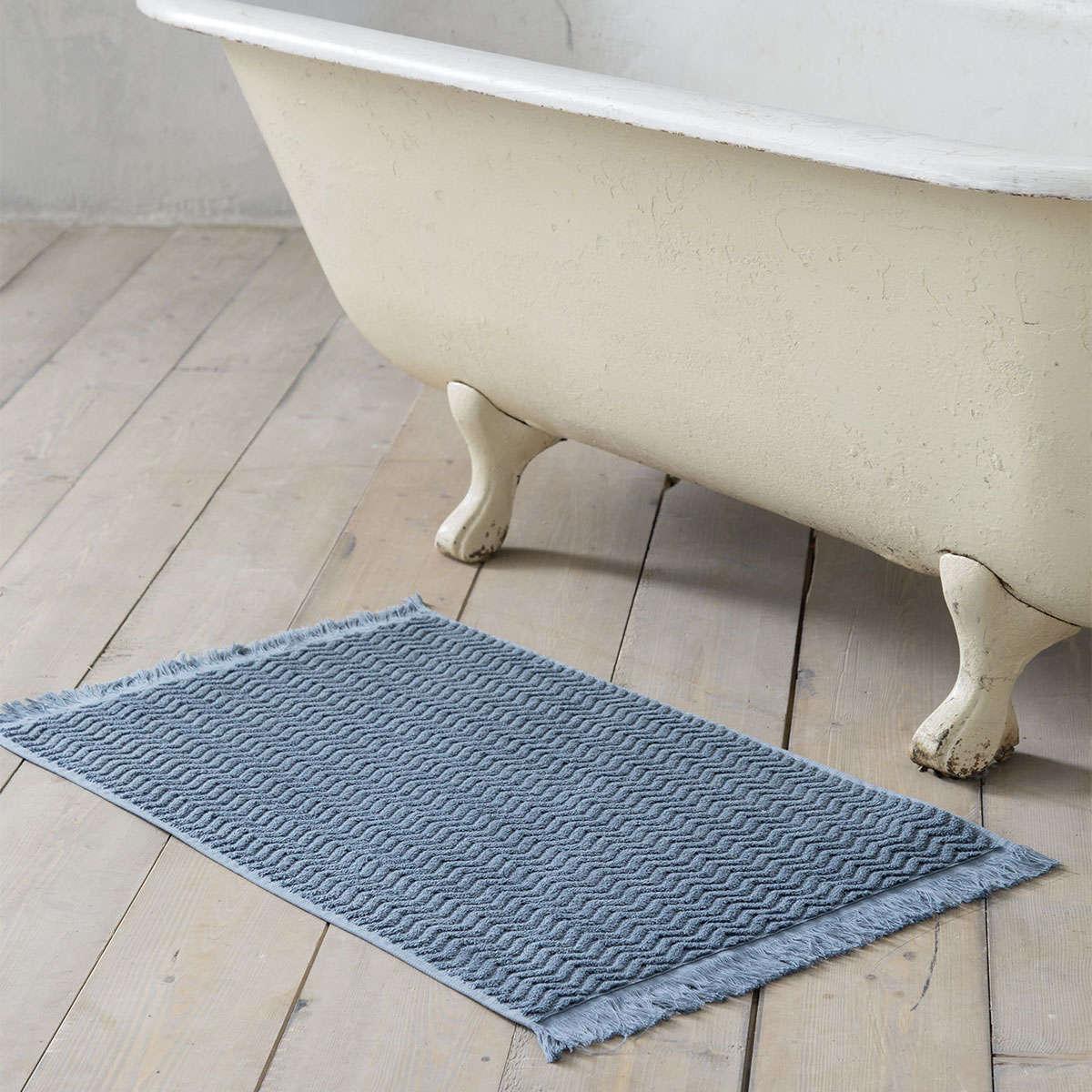 Πατάκι Μπάνιου – Contour Blue Nima Medium 50x80cm