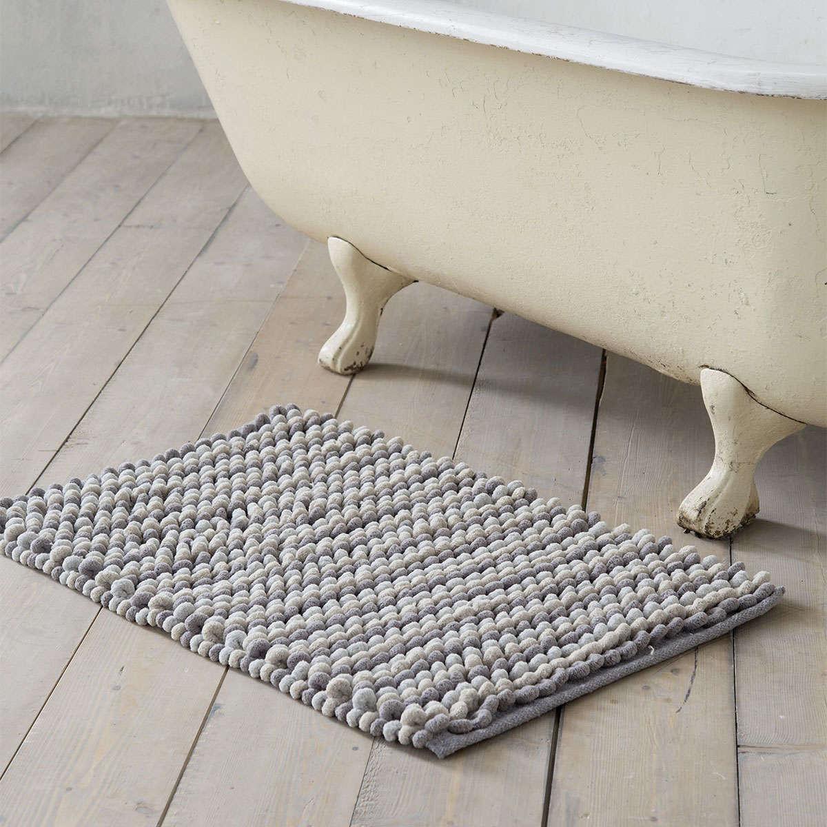 Πατάκι Μπάνιου Mantle – Gray Nima Medium 50x80cm