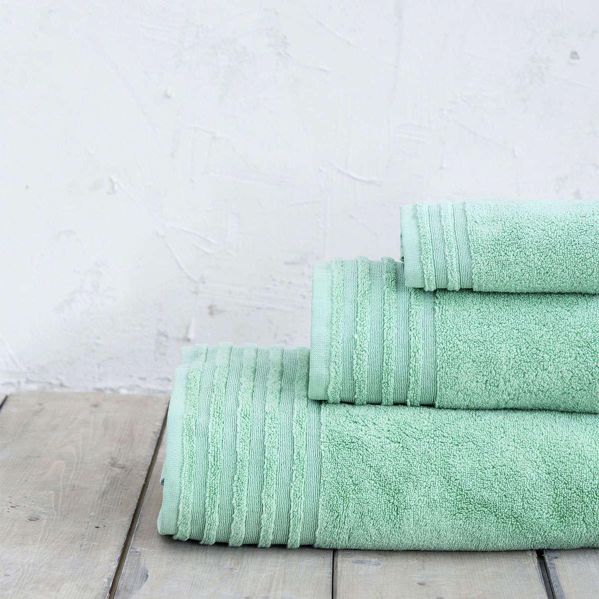 Πετσέτα Vista – Emerald Green Nima Χεριών 30x50cm