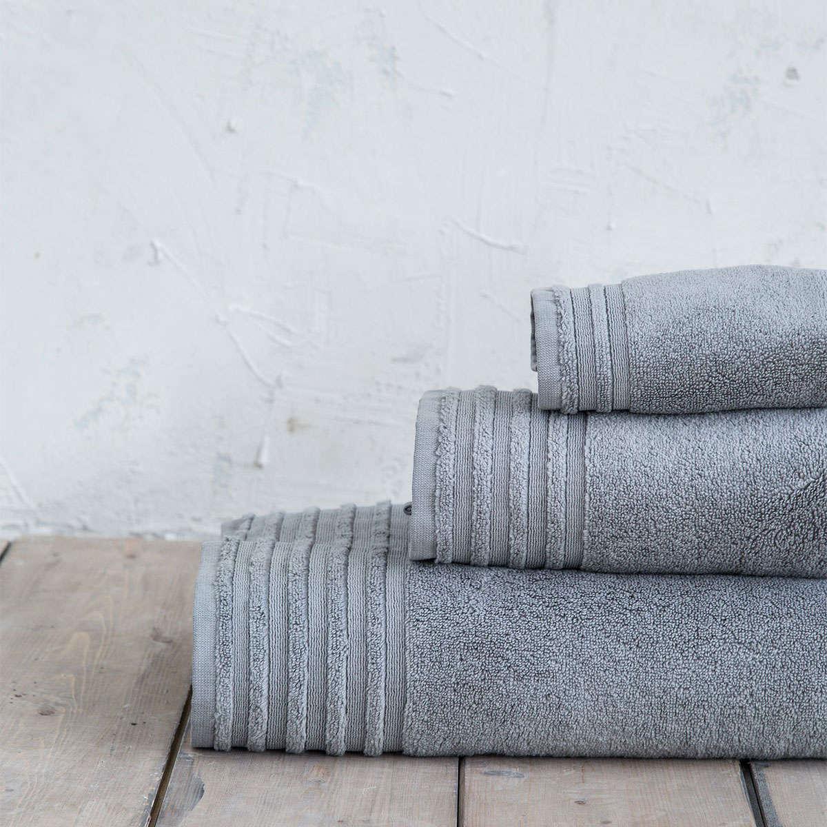 Πετσέτα Vista – Gray Nima Χεριών 30x50cm